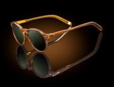 "Men Fashion Polarized Ultra Light Acetate frame 100% UV Sunglasses ""Martin"""