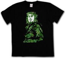GANJA BOB II T-SHIRT - Jamaica Marley Cannabis Weed Hemp Reggae Wailers Rasta