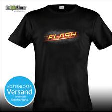 The Flash Camiseta T-Shirt DC Comics Superhero American Héroe Súper héroes NUEVO