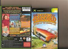 Dukes of Hazzard RITORNO DEL GENERALE LEE X BOX/XBOX