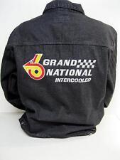 BUICK GRAND NATIONAL  DENIM JACKET EMBROIDERED FRONT & BACK  GM LICENSED PRODUCT
