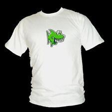 Juguete Jaws - Verde dibujos Tiburón único y Cool Buceo Camiseta Hombre