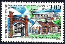 STAMP / TIMBRE FRANCE NEUF N° 3048 ** PATRIMOINE GUYANAIS ST. LAURENT DU MARONI