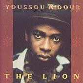 The Lion by Youssou N'Dour CD -2001 Africa Senegal World Music Peter Gabriel