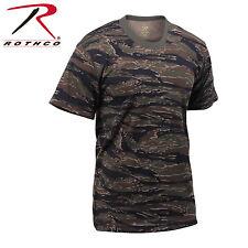 Rothco 6787 Tiger Stripe Camo T-Shirts - Tiger Stripe Camo
