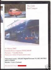 DVD No 11- Loco FNM 240-05 Novara - Varallo 11 Marzo 07                       aa