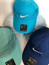 Nike AeroBill Elite Tailwind Reflective Women's Adjustable Running Hat Cap OS
