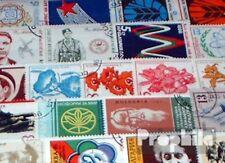 100 versch. Briefmarken Bulgarien