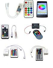 LED RGB Controller Verstärker Fernbedienung Funk RF Steuerung 12V Empfänger IR