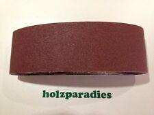 Schleifbänder 100 x 610 75 x 457 Schleifband Holz Metall Kunststoff