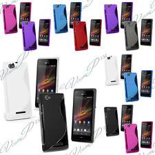 Lot REVENDEUR Etui Coque Housse Silicone Gel Sony Xperia M C1904/ C1905