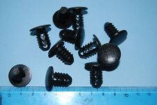FIAT 124 125 126 127 128 mollette clips bottoni fissaggio rivestimenti