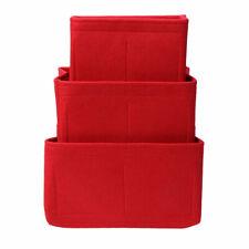Home Storage Bag Felt Insert Bag Makeup Organizer Inner Purse Portable Cos S1V3