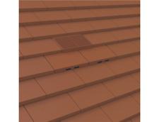 Manthorpe Plain Tile Vent Tile In-Line Redland Marle 265mm x 165mm