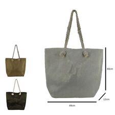 Metallic Thread Beach Bag