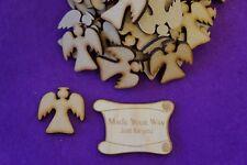 MDF Angel A 2cm, 3cm, 4cm, 5cm - Laser cut wooden shape