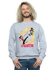 Disney Hombre Wreck It Ralph 2 Mulan And Vanellope Camisa De Entrenamiento