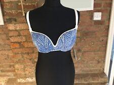 Freya Summer Tide Deco Moulded Bikini Top 4471 Freya Swimwear 34DD 32D