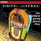 Digital Jukebox - John Williams and the Boston Pops - Music CD Digital Classics