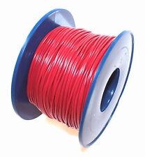 100m KFZ Kabel Leitung Litze FLRy 1,0mm rot Fahrzeug Auto LKW Stromkabel FLY