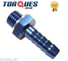 Bosch Sytec Fuel Pump / Filter M12x1.5 to 8mm Barb Adapter - Cosworth Evo Subaru