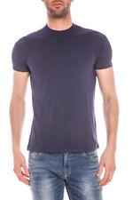 T-shirt Maglietta Armani Jeans T-Shirt Sweatshirt % Uomo Blu C6H16FF-Z5