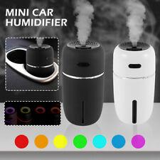 LED Mini USB Air Humidifier Aroma Diffuser Car Home Office Diffuser Useful Hot