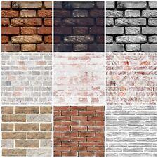 Vlies Tapeten Rollen Ziegel Optik Mauer Fototapete Mustertapete f-A-0187-j-b