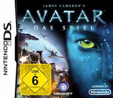 James Camerons AVATAR Das Spiel NDS Nintendo DS Spiel Adventure Action DEUTSCH N