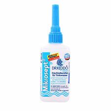 Mikrosept Trinkwasserentkeimer 100ml, Chlor-, Natriumfrei, Geschmacksneutral