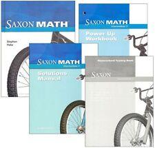 Saxon Math Intermediate Grade 3 Complete Homeschool Kit By Stephen Hake NEW!