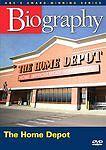 THE HOME DEPOT Home Improvement Retail Retailer History Biography A&E DVD