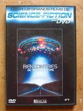 DVD RENCONTRES DU TROISIEME TYPE - DREYFUSS / SPIELBERG