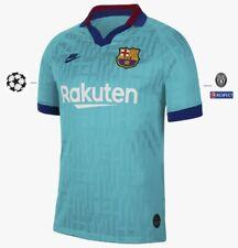 Trikot Nike FC Barcelona 2019-2020 Third Champions League [128-XXL] Barca 3rd