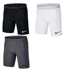 48dc996e7fc3ea Nike Pro Cool Kompression Short kurze Hose kurz für Herren schwarz grau  Dri.FIT