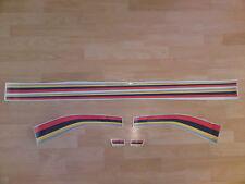 Stickers decals autocollants bandes latérale Peugeot 106 Rallye 1