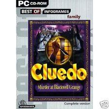 Cluedo, Good Windows XP, Windows Me, Windows  Video Games