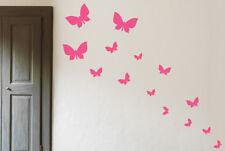 Butterflies Wall Stickers Vinyl Art Decals