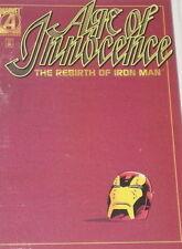 Age of Innocence: The Rebirth of Iron Man Vol 1#1 Feb 96 VF/NM