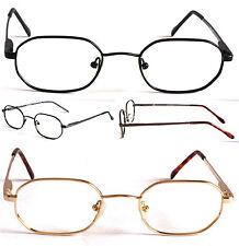 GI013 Progressive Transitions Multifocals UV400 Reading Glasses Titanium Frames