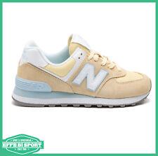 f49015062d349 New Balance 574 donna scarpe da ginnastica scarpa tempo libero sneakers  casual