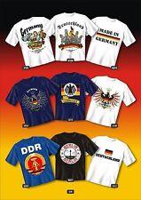 Fun Collection T-Shirts Germany Deutschland Adler Berlin Shirt Geschenk bedruckt