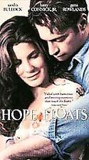 NEW VHS Hope Floats: Sandra Bullock Harry Connick Jr Gena Rowlands Mae Whitman