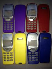 Téléphone mobile fascia / logement / Housse & clavier POUR NOKIA 3210 - 4 Choix des Couleurs