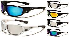Sunglasses New Sport Designer Shades Wraps Xloop Men Women Black Silver XL363C