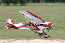 Aeromaster Aerobatic Sport Biplane  Plans, Templates and Instructions 52ws
