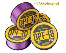 Wychwood DPF Carp Fishing Line 1000m Deep Purple Fluorocarbon Coated Mono