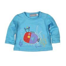 langarmliges Bebé Shirt Turquesa Para Chicos von BOBOLI TALLA 56 62 68 74 80 86