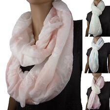 foulard tube pastel damenloop Serviette d'été écharpe la toile ss-518