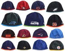 2015-2016 New Era NFL Tech Knit On Field Sideline Skully Beanie Toque Hat Cap